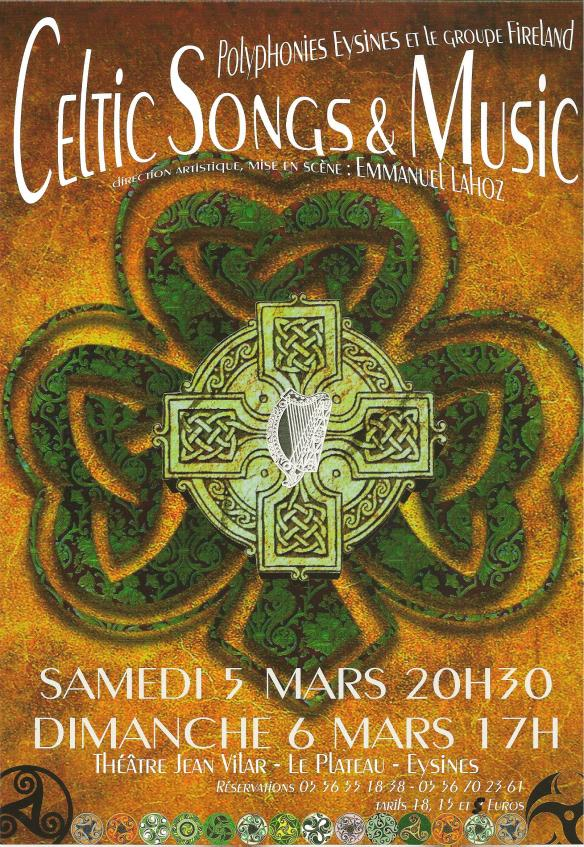 affiche celtic songs 001